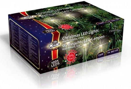 Christmas kerstverlichting string 100LED 230V