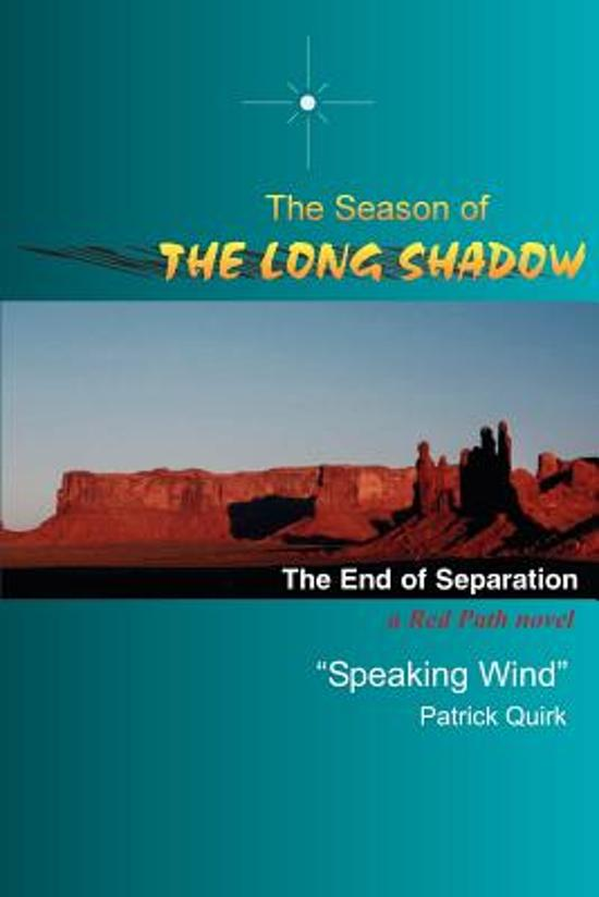 Boek cover The Season of the Long Shadow van James T King (Paperback)