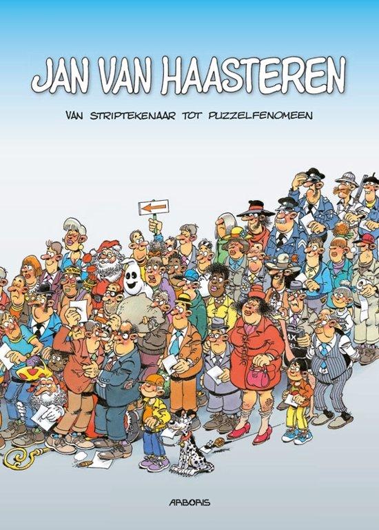 Boek cover Jan van Haasteren van Rob van Eijck (Hardcover)