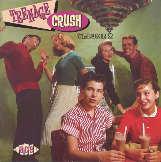 Teenage Crush: Vol. 2