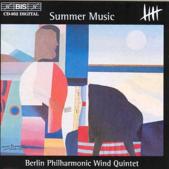 Summer Music / Berlin Philharmonic Wind Quintet