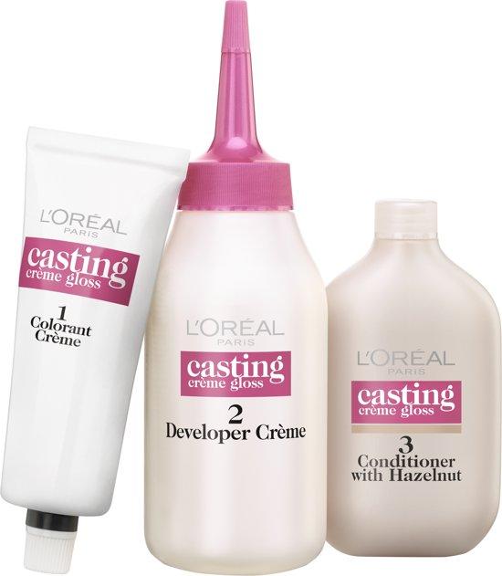 543917fe4476ac bol.com | L'Oréal Paris Casting Crème Gloss Haarverf - 600 Donkerblond