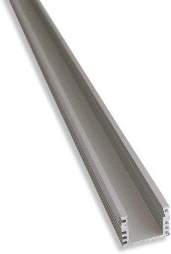 Aluminium Led Profiel Incl Opaal Cover Per Meter