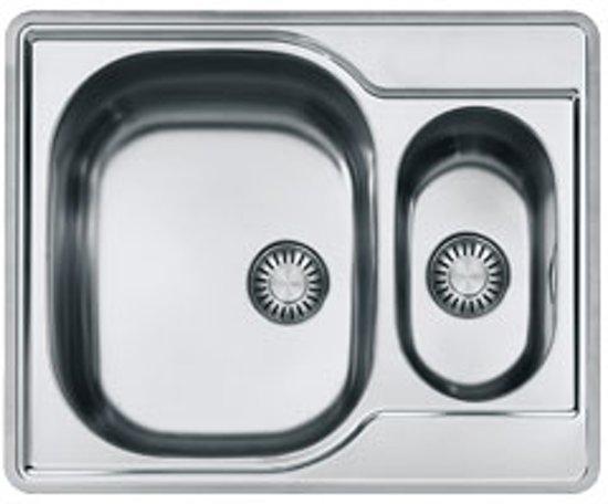 Franke spoelbak Compact plus CPX260 inbouw CPX260-P1