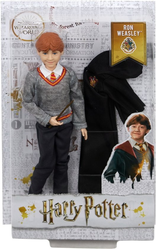 Harry Potter Ron Wemel Pop - 26 cm