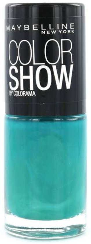 Bolcom Maybelline Color Show Nagellak 120 Urban Turquoise
