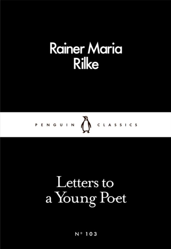 Bolcom Letters To A Young Poet Rainer Maria Rilke