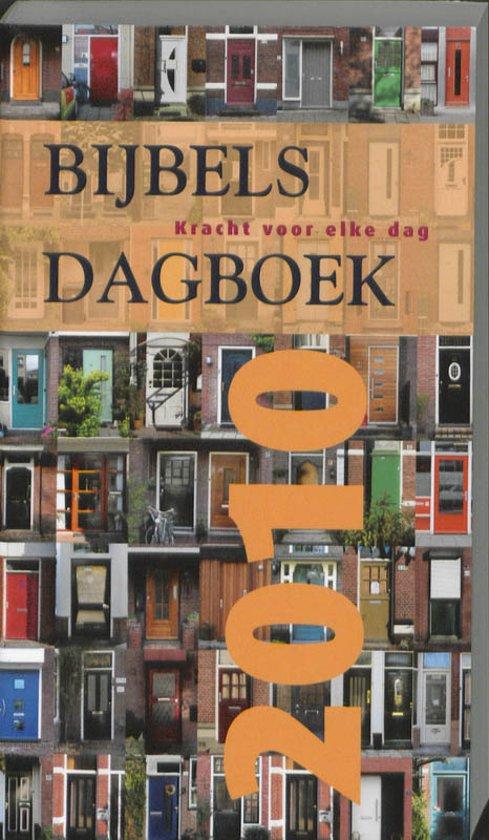 Bijbels dagboek 2010 kracht voor elke - Diverse auteurs  