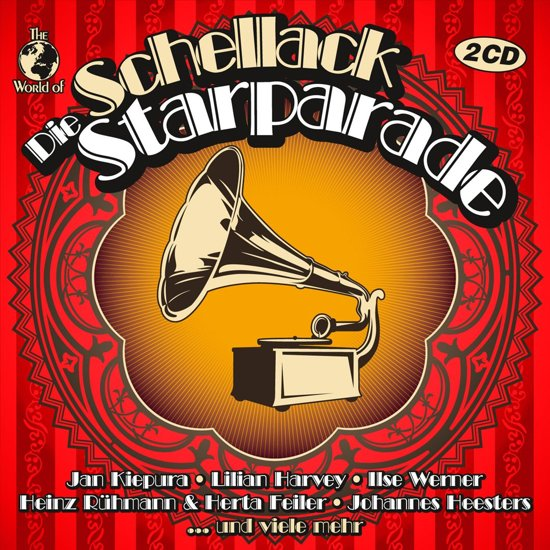 Die Schellack Starparade