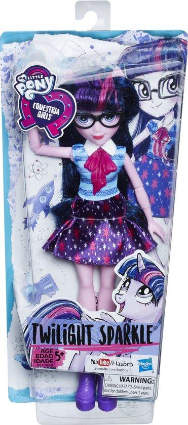 My Little Pony Equestria Girls Twilight Sparkle Pop