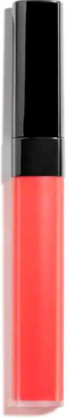 Chanel Rouge Coco Lip Blush Lip And Cheek Sheer Colour - 412 Orange Explosif - voor de lippen en wangen