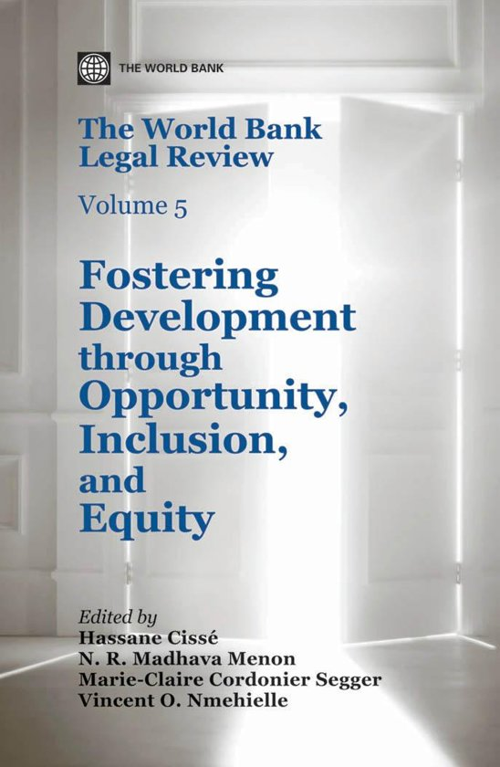 The World Bank Legal Review, Volume 5