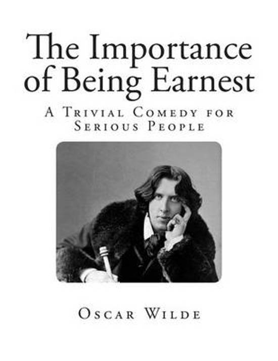 a review of the importance of being earnest by oscar wilde Critical review of 'the importance of being earnest' critical review of 'the importance of being earnest' in an article reprinted in oscar wilde.