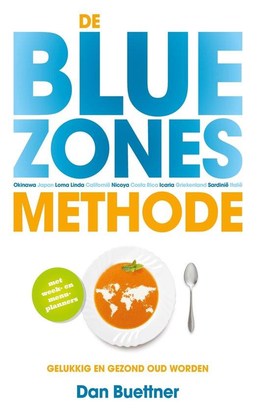 Afbeelding van De blue zones-methode