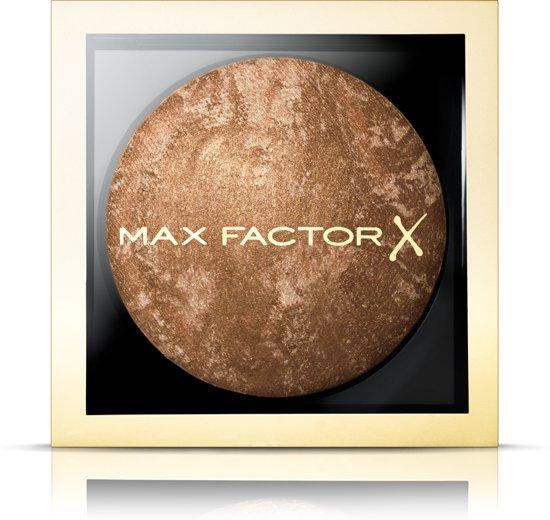 Max Factor Creme Bronzer Poeder - 5 Light Gold