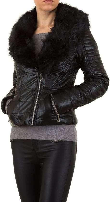 Moderne Winterjas.Bol Com Moderne Art Fashion Winterjas Maat 40 L