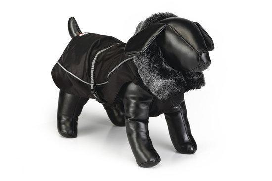 Distripet Nano hondenjasje aspen - Zwart 55 cm