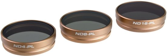 PolarPro Vivid Filters voor DJI Phantom 3 Pro Cinema Series