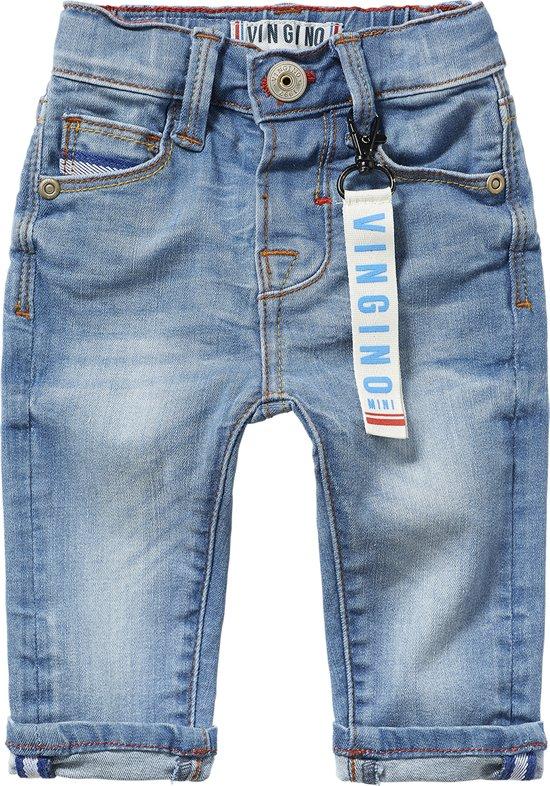 29d0bf93a7f Vingino Jongens Jeans - Light Vintage - Maat 98