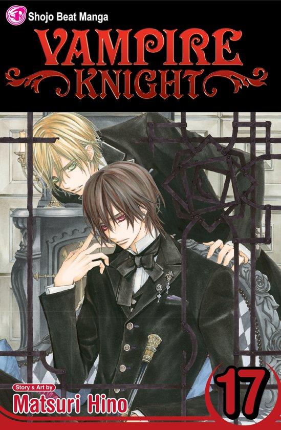 Vampire Knight #17