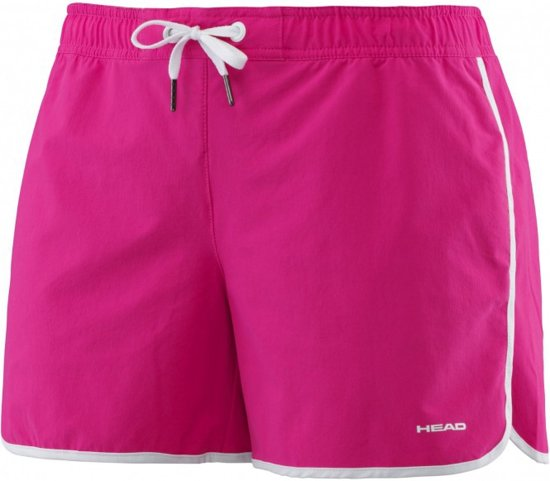 Korte Broek Dames Wit.Bol Com Head Vision Ava Dames Tennis Korte Broek Roze Wit S