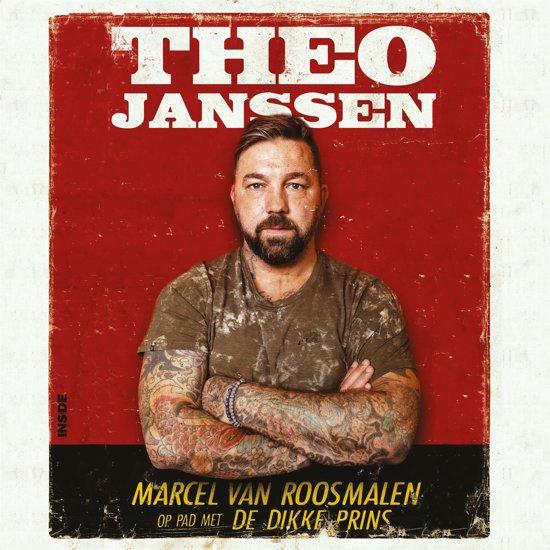 Boekomslag voor Theo Janssen
