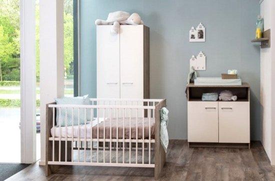 Kast Voor Babykamer : Bol.com babykamer femm ledikant kommode kast
