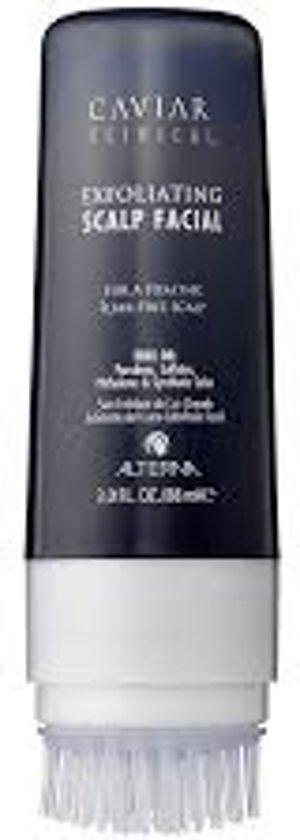 Alterna Caviar Clinical Dandruff Exfoliating Scalp Facial