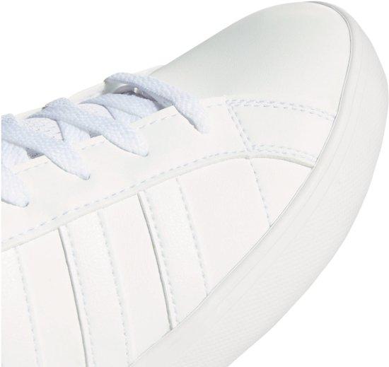 Maat 2 Mannen 3 Wit 44 Sneakers Adidas SqUFT7