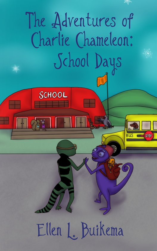 The Adventures of Charlie Chameleon: School Days