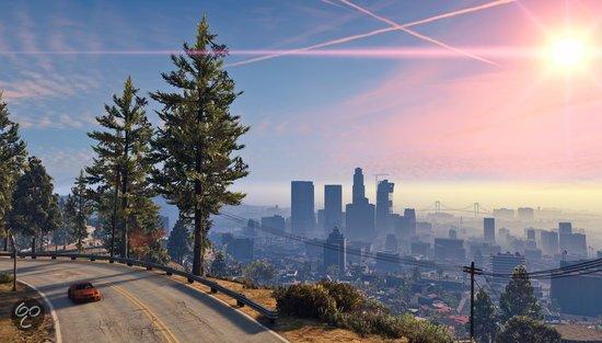 Grand Theft Auto V (GTA 5) - PS4