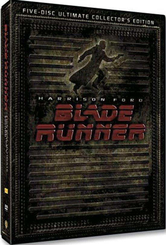 Afbeelding van Blade Runner: The Final Cut (5-DISC ULTIMATE COLLECTORS EDITION)