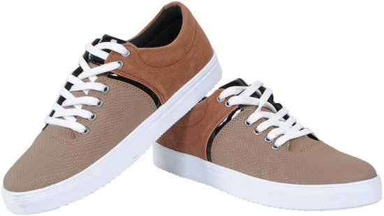 Sneakers Tamboga Tamboga Heren Sneakers Lage Heren Lage Bruin pwtYqw