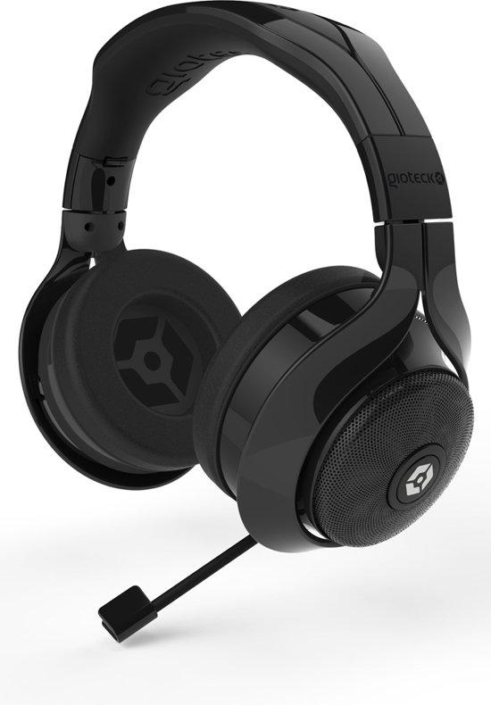 Gioteck FL-200 Stereo Headset - Zwart - PC / MAC / PS4 / Xbox One kopen