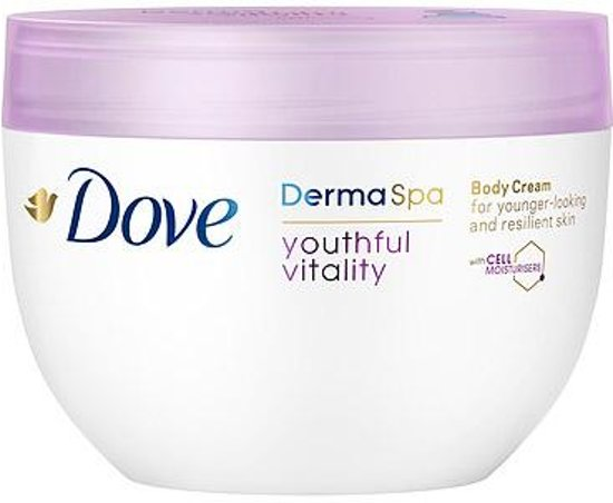 Dove DermaSpa Youthful Vitality Bodycrème - 300 ml