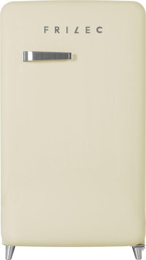 Frilec BERLIN168-9A++ - Tafelmodel koelkast - Creme