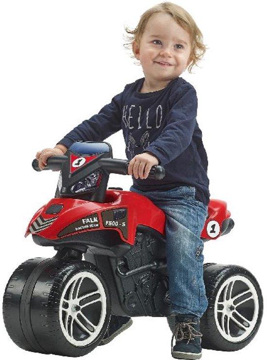 Loopmotor Falk Racing Rood