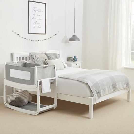 SnuzPod 3 - co-sleeper Dusk Grey