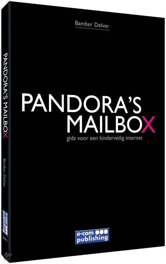 Boek cover PandoraS Mailbox van Bamber Delver (Onbekend)