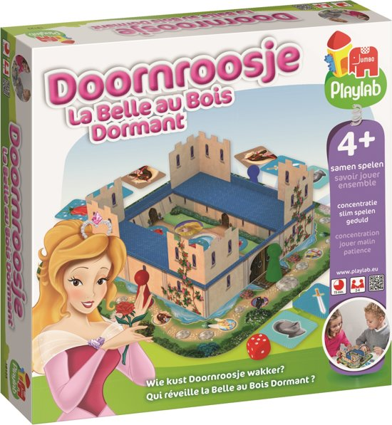 Doornroosje - Sleeping Beauty Game