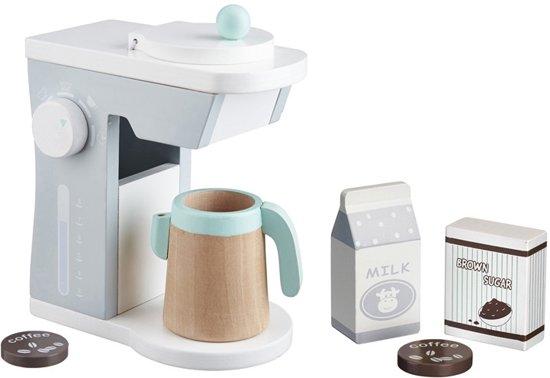 Kid's Concept Houten Koffiezetapparaat