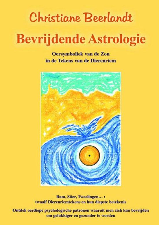 Boek cover Bevrijdende astrologie van Christiane Beerlandt (Paperback)