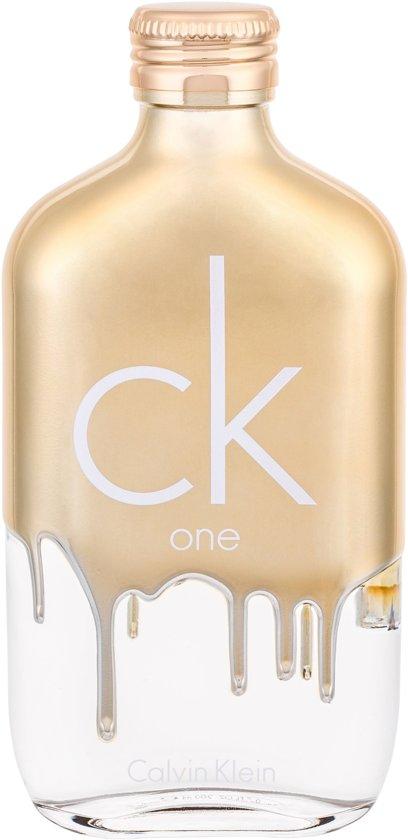 Calvin Klein Ck One Gold Edt Spray 200 ml