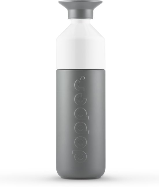 Dopper Insulated thermosfles - Glacier Grey - 580 ml