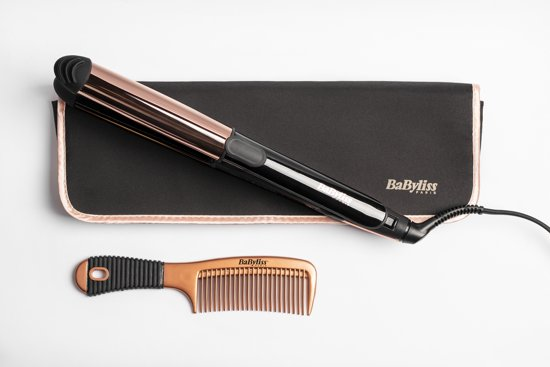 BaByliss Fast & Style stijltang Pink Gold ST481E