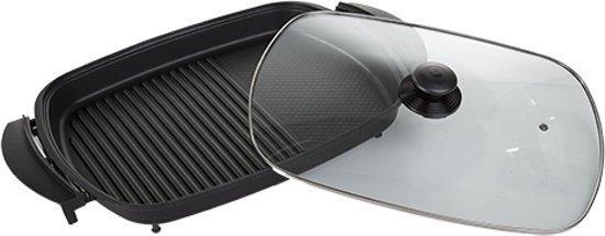 Camry CR 6604 - Grillpan - elektrisch - 1500 Watt