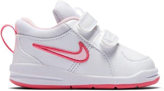 Nike Pico 4 (tdv) Kinderen Chaussures De Sport - Blanc / Rose Prisme-étincelles V42J8bG