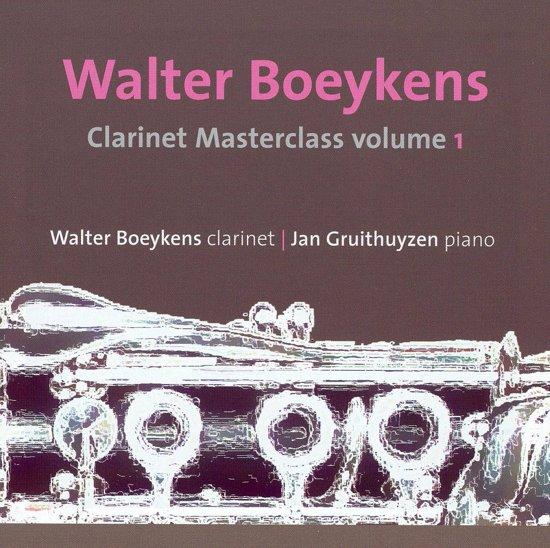 Clarinet Masterclasses I