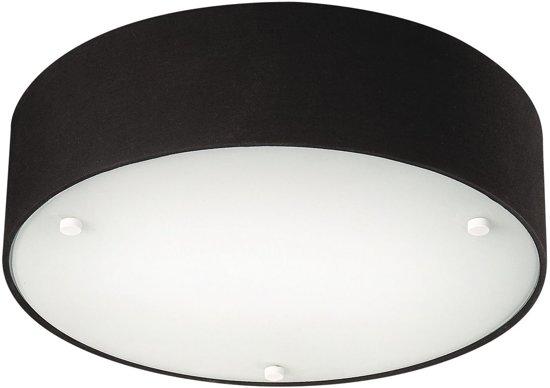 bol massive susan plafondlamp zwart