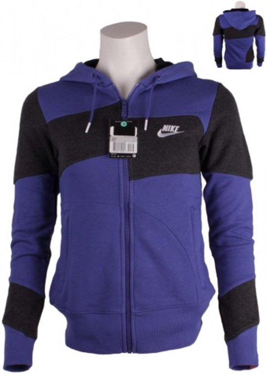 new styles 60aa7 eeeb7 Nike Jack Femme Dames Blauwzwart Maat M